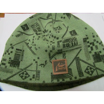 Hermoso Gorro Rusty Original, Reversible