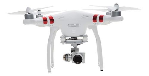 Drone Dji Phantom 3 Standard Con Cámara Full Hd White/red