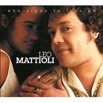 Leo Mattioli - Aun Sigue La Lección Cd