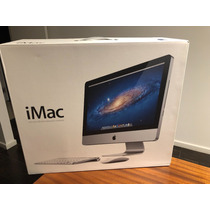 Imac 21.5, Unica, Impecable, Mid 2011 (consultar Stock)