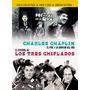 Coleccion Pack 3 Dvd Los 3 Chiflados + Charles Chaplin