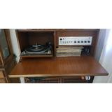 Combinado Tocadisco Ken Brown Studio 15/15 Excelente Estado.