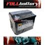 Batería Varta Vgm60hd Para Autos Bora Vento Fox Suran