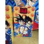 Bolsitas Golosineras Personalizadas Cotillon Dragon Ball Z