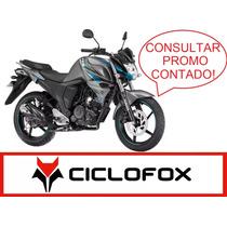 Yamaha Fz 16 Fi S 0km 12 C/u De $5.227 Promo Contado!