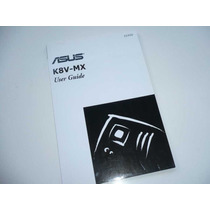 Manual Mother Asus K8v-mx Socket 754 Amd Athlon 64 Caballit