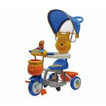 Triciclo Winnie Pooh Licencia Disney / Open-toys Avellaneda