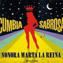Sonora Marta La Reina - Cumbia Sabrosa - Cd