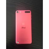 iPod 5. Generación 32 Gb Color Fucsia Con Funda De Minios