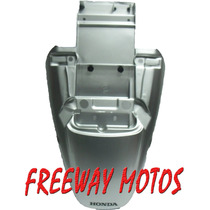 Colin Asiento Honda Falcon Gris Plata Original Freeway Motos