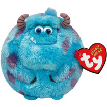 Sulley Monster U Peluche Ty Beanie
