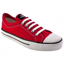 Zapatillas Topper Derby Rojo Oferta