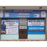 Service Reparación  Heladeras Lavarropas   Carga Gas