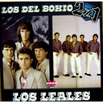 Cumbia Santafesina-los Del Bohio Y Los Leales-cd Nuevo
