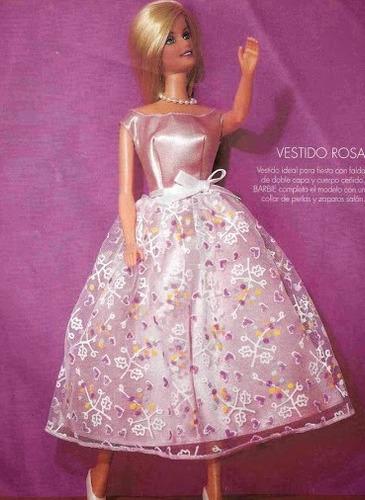 pdf novia barbie en de 69 patrones revista vestidos envio gratis wuixaq