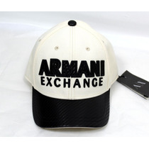 Gorra Armani Exchange Vanilla Original / Bajo Pedido_exkarg