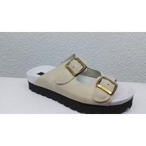 Zapato Sandalia Ojota  De  Mujer Birkenstock Varios Colores