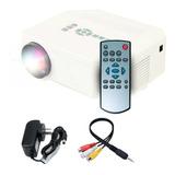 Mini Proyector Portatil Tv Led 150l Usb Vga Uc30 Plus Hdmi