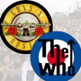 Entradas Guns N' Roses The Who -  Campo Vip - 100% Seguro