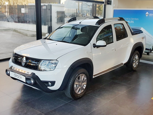 Renault Duster Oroch Outsider Plus 2.0 4x4 2019 0km Contado
