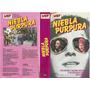Niebla Purpura Vhs Jimmy Hendrix Hippies Drogas Verano 1968