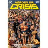 Cómic, Dc, Héroes En Crisis Ovni Press
