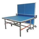 Mesa De 1pingpong Master V6 Azul Traful