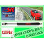 Resorte A Gas Clevers - Peugeot 605 Capot (reforzado) 89/00
