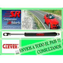 Resorte A Gas Clevers - Peugeot 206 Sw Porton 05/...