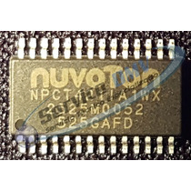 Chip Tpm Nuvoton + Bios (botón De Encendido Redondo Blanco)