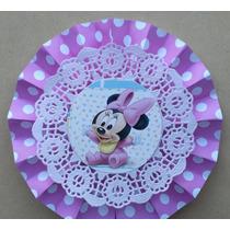 Centro De Mesa Princesa Sofía Príncipe James Minnie Mickey