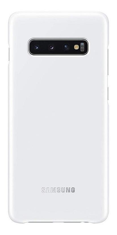 FUNDA ORIGINAL SAMSUNG LED VIEW BACK GALAXY S10 BLANCO