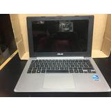 Netbook Asus X201e Sin Funcionar Para Despiece!