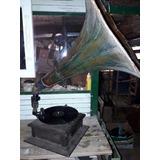Antiguo Fonografo Para Decoracion