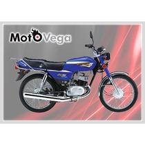Suzuki Ax 100 - Motovega - Tipo Honda Cb1