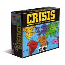 Juego De Mesa Crisis Viajero Original Top Toys