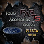 Guardabarro Delantero Importado 99/02 Ford Fiesta Y Mas...