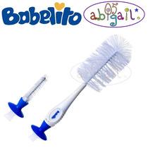 Babelito Cepillo Limpia Mamaderas Y Tetinas 2 En 1