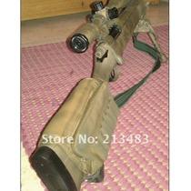 Funda Portacartuchos Para Culatas De Rifle Oferta Novedad!!!