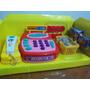 Caja Registradora Infantil Luz Sonido Accesorios Excelente
