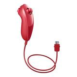 Joystick Nintendo Nunchuk Rojo