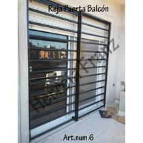 Rejas con los mejores precios del argentina en la web for Puertas balcon usadas