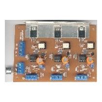 Audiorritmico De Tres Canales Modelo Plaquetodo 413
