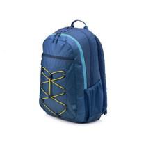 Mochila Hp Active 15.6 Backpack Blue Yellow Resistente Agua