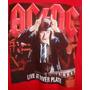 Remera Ac Dc Live At River Plate Talle Xxl Importada Nueva!