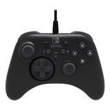 Joystick Hori For Switch Negro