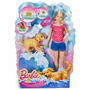 Barbie - Baño De Perritos!! Original Mattel 2016 !!