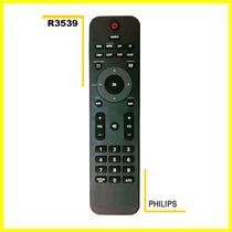 Control Remoto Tv Lcd Led Philips 3539 [ Reemplazo Directo ]