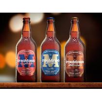 Cerveza Otro Mundo Surtidas(12x500cc.)-envio Gratis-