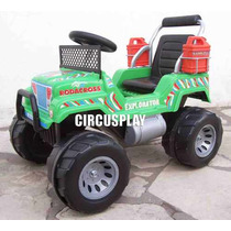 Auto Jeep Karting Explorator A Bateria 6-12v Niños Oferta